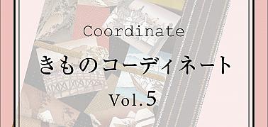 きものコーディネート vol.5