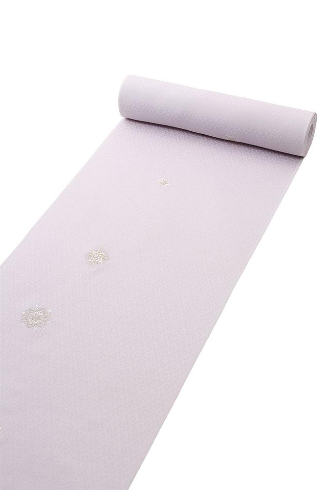 刺繍小紋(薄紫)